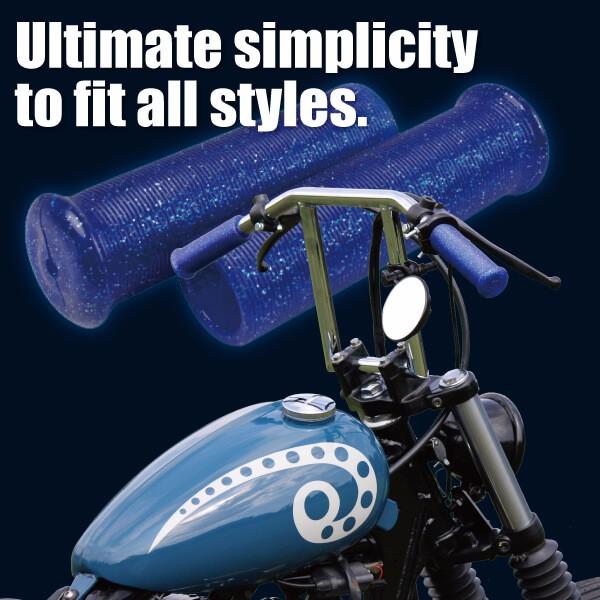 Best-selling and High quality motorcycle grip for scrambler , Ultimate simplicity to fit all styles.
