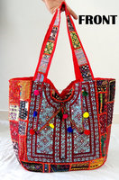 Indian handbag - Kutch textile - kutch handicraft - Banjara shoulder bag Messenger bag Patch wok handbag Afghani bag Vintage