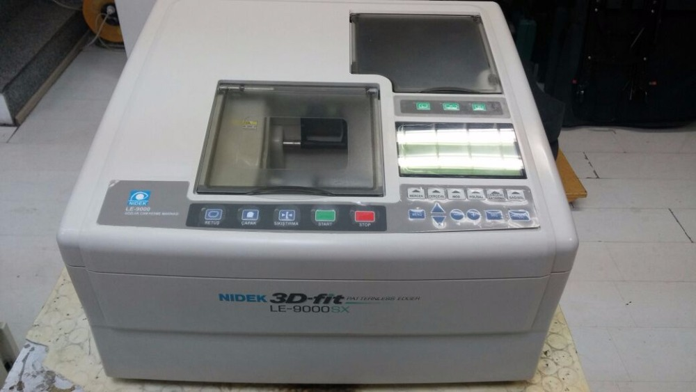 Auto Lens Edger NIDEK Edger LE-9000 SX Full Refurbished