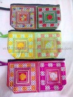 TRADITIONAL EMBROIDERY SOFT BAG