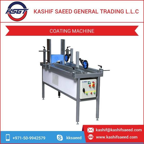 Latest Model of Profile Coating Machine at Lowest Market Price