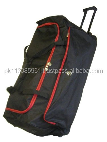 Cricket kit bag with wheel Trolley/Cricket bag with 3Hd wheels