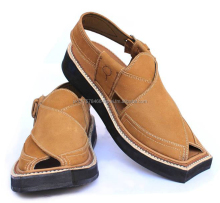 Genuine Leather Kaptaan Chappal | Peshawari Chappal