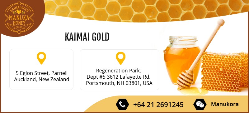 HACCP Certified Manuka Bee Honey Available with Hygenic Packaging