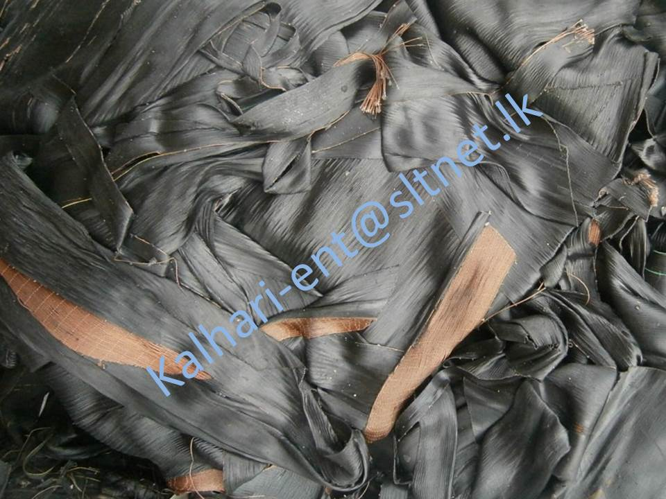 Unvolcanized rubberized Friction Cord