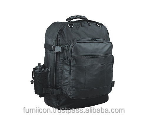LARGE CRUISER PACK leather bag