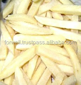 FROZEN POTATO FRENCH FRIES Best Grade IQF Frozen French Fries