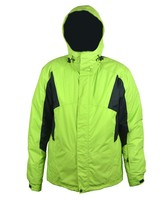 OEM Brand Waterproof Jacket Outdoor Ski Snowboard Clothes Hooded Coat