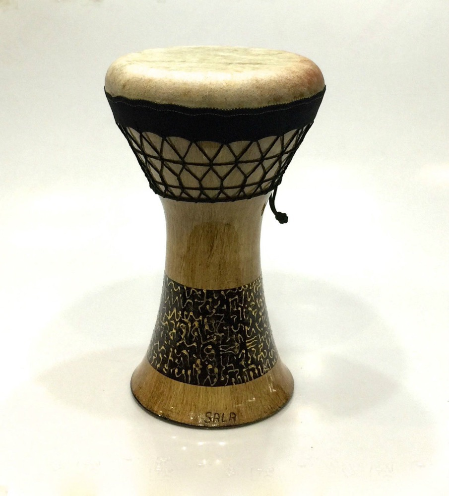 Professional Clay Darbuka Goblet Drum