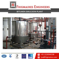 Most Efficient Bitumen Emulsion Plant Reduced Manpower Requirement
