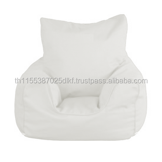 Beanbag Chair_White