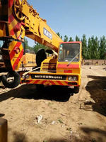 Used Hydraulic Truck Crane Tadano 300 Ton On Sale with good condition and nice price