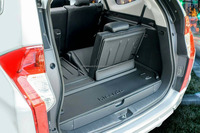 MITSUBISHI ALL NEW PAJERO MONTERO SPORT - REAR LUGGAGE COVER (5pcs)
