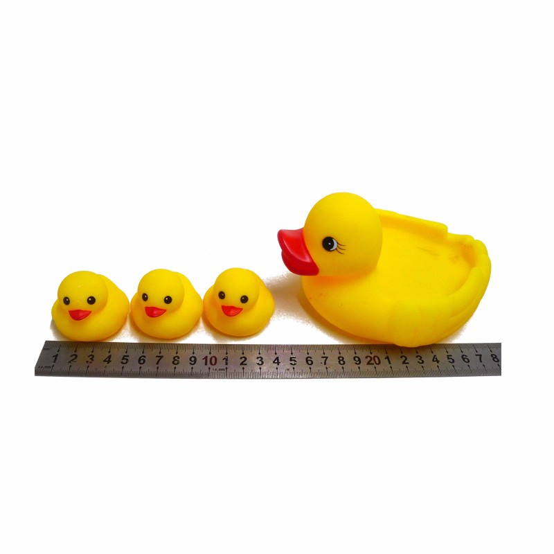 EN71 Passed Phthalate Free PVC Promotional Yellow Rubber Duck