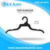 "K14 - 14"" Plastic Hanger with Plastic Hook for Tops, Shirt, Blouse (Philippines)"