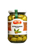 Green Olives Top 370grs