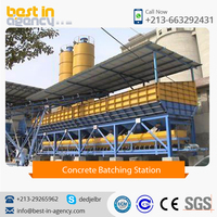 High Quality Concrete Batching Station at Low Export Price