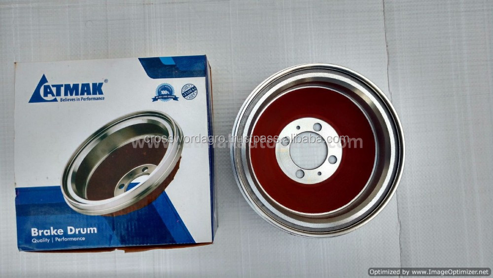 BRAKE DRUM FOR BAJAJ 3 WHEELERS