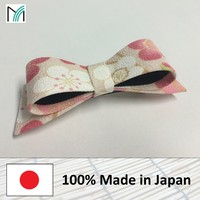 hot selling and fashionable mothers day hair accessories with many patterns made in Japan