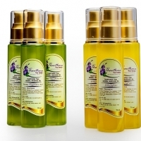 Thai Herbal Massage Oil (Barleria Lupulina ) Otop Thai