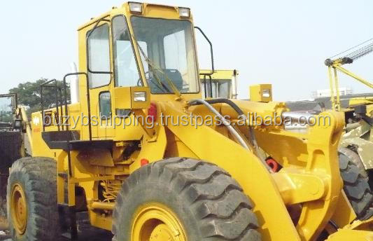 Used WA400-1 WA450 WA100 WA180 Used Komatsu Japanese Wheel Loaders on sale