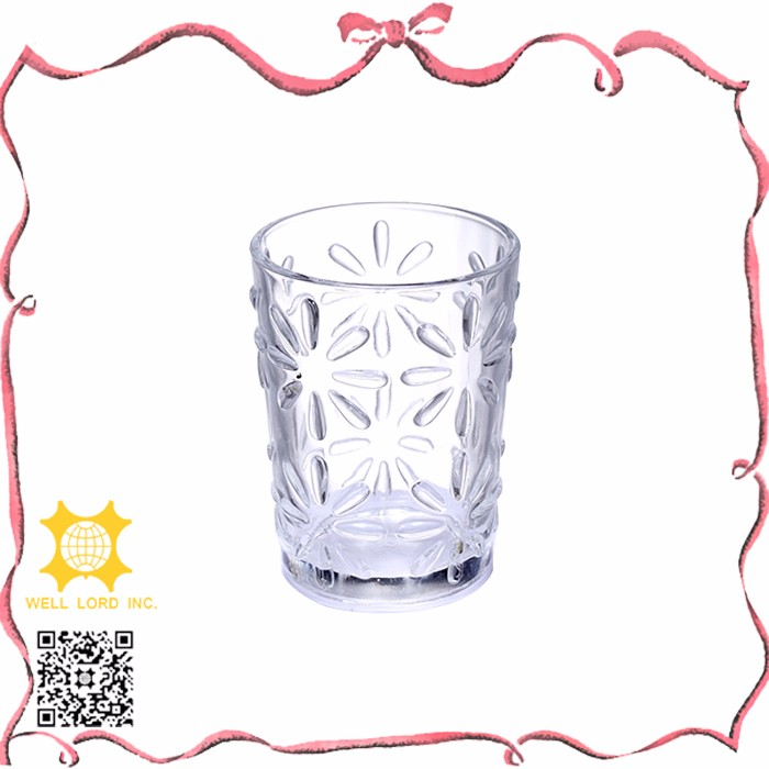 Product launch best sale candle container classical transparent tall glass candle holder