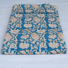 Birds Pattern Printed Cotton Wholesale Indian Fabric