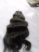 Wholesale in stock virgin brazilian human hair extension,human hair weft and weaving