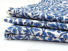 100% Cotton Material and Combed Yarn floral Type Fabric