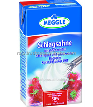 HIGH QUALITY MEGGLE Dairy Whipping Cream