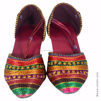 Indian Ethnic Bellies Casual Sandals Wholesale