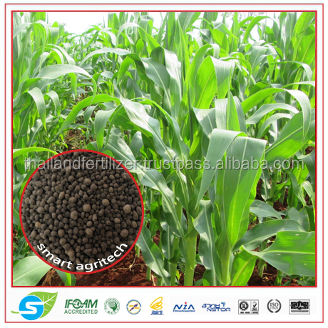 Increase soil fertilizer with organic 100% contain high nutrient for plant growth