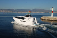 EXPRESS 35 - Sea Taxi - Work Boat