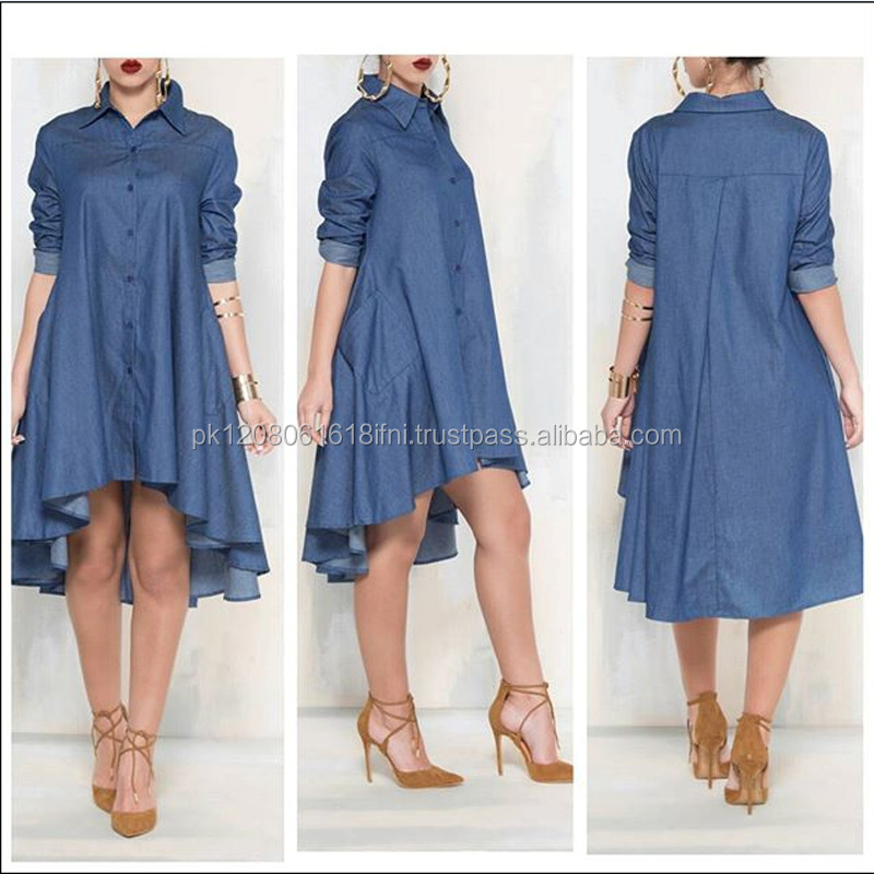 Autumn Women Casual Denim Slim Dress,Fashion Jean Bandage Clubwear Women
