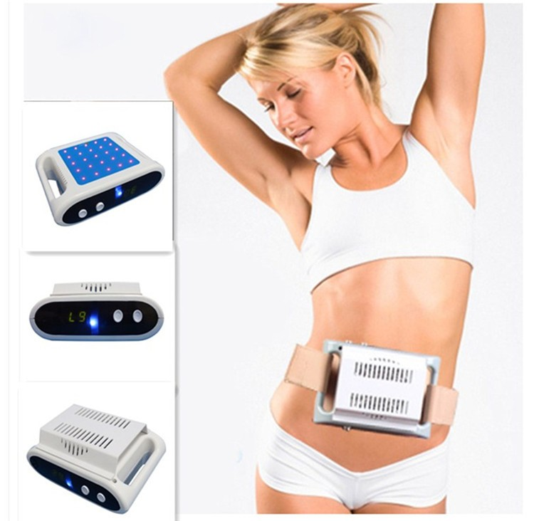Wholesale best effective mini 650nm lipo laser slimming machine for homeuse with CE