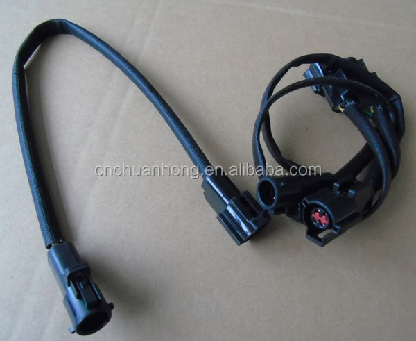 "High Quality 86-09 Car Mustang 24"" O2 Oxygen Sensor Extension Wire Harness"