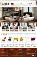 Responsive C2C Magento Website Design and Development for Furniture with Free Domain Registration- www.theme4biz.com