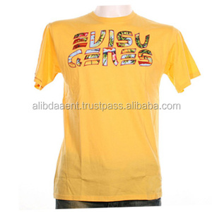 Customized T-shirts / cheap t shirts / yellow - red - Black - All colors