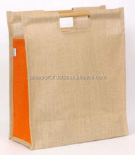 Promotional Indian jute shopping bag