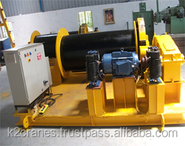 ERECTION WINCHES