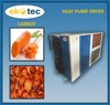 Energy Saving Industrial Heat Pump Dryer / Dehydrator For Carrot & Fruit and Vegetable