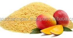 Pure and Natural Spray Dried Food Grade Mango Fruit Juice Powder Rich in Vitamin