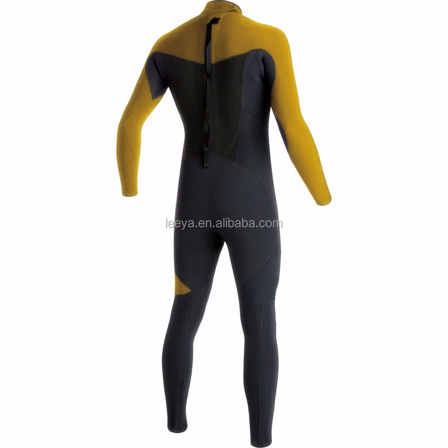 Flexible neoprene custom scuba diving wetsuit