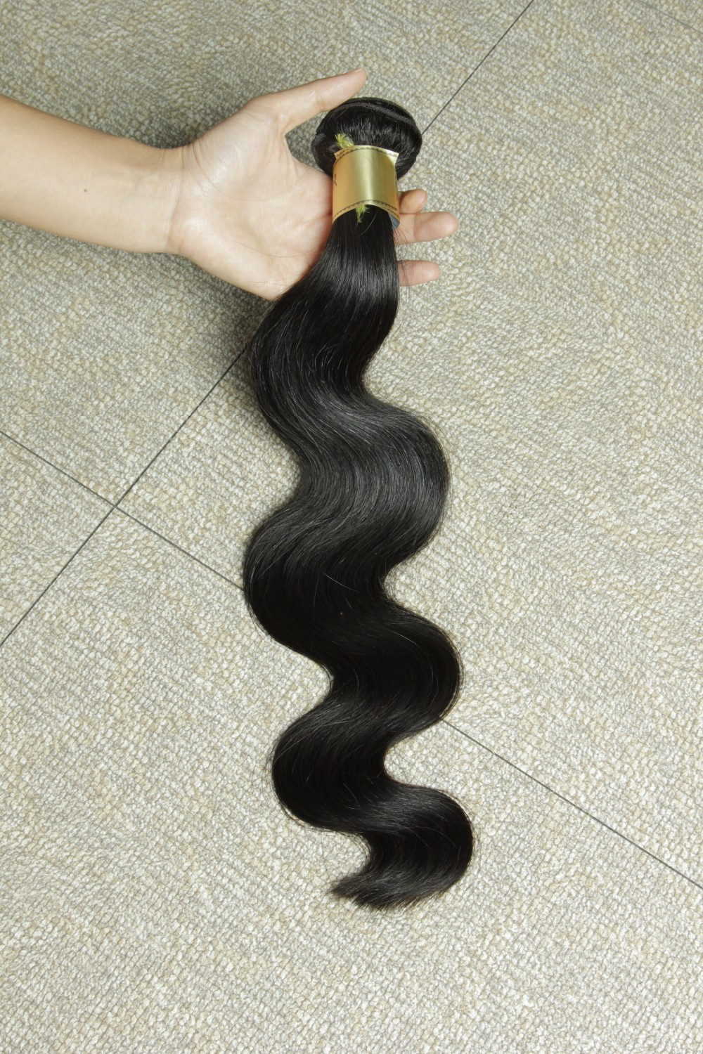 no tangle no shedding no fork 100% natural indian human hair price list