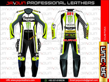 CE Certified Motorcycle Leather Racing Suit motorbike 2pcs suit JL-RS-113