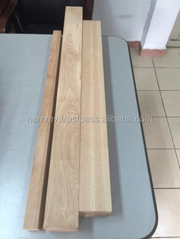 white oak square beam