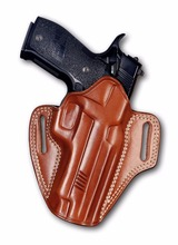 Leather Pancake (OWB) Holster For Sig 226 X Five, Norinco NP22, NP34