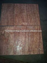 Red Travertine - Tile Production