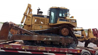 Used machines Caterpillar d8r for sale, original caterpillar bulldozer, please contact 0086 15026518796 for more information