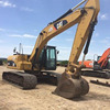 Cheap used Caterpillar 320D crawler excavator for sale in Shanghai